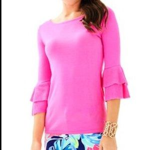 NWT Lilly Pulitzer Clare top